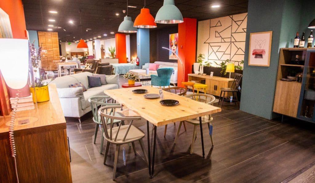 Muebles la Fábrica: reabre la tienda de interiorismo y decoración más grande de Valencia