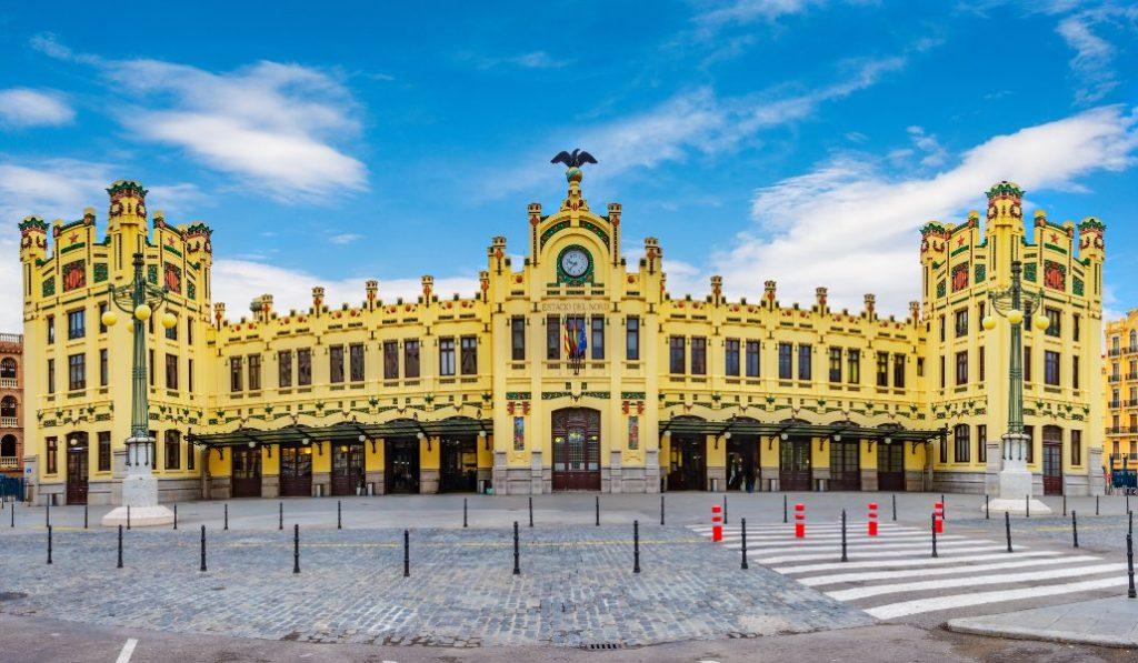 La Estación del Norte de Valencia será restaurada