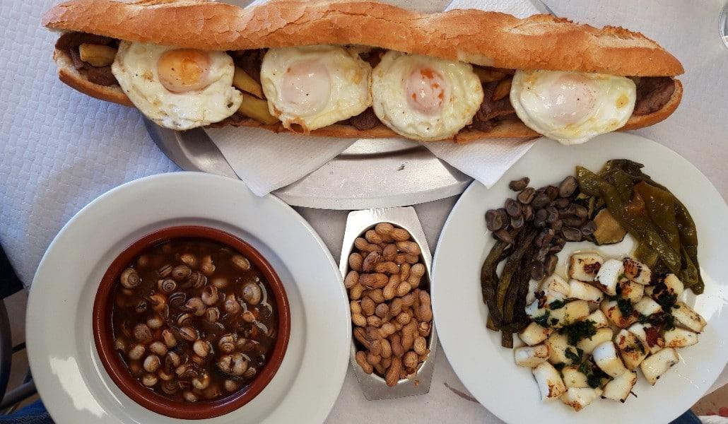 Bar Ca Susito: almuerzo canónico en Vilamarxant