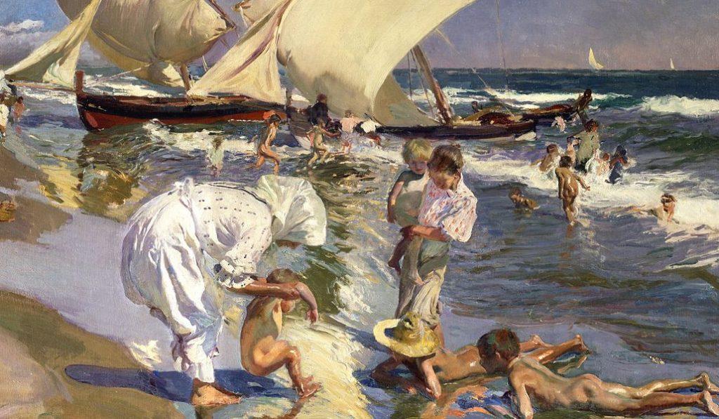 Joaquín Sorolla: disfruta de una exposición online del pintor valenciano