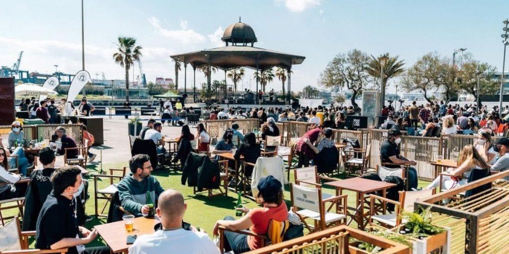 Una ruta de arte urbano, un nuevo restaurante y conciertos para este fin de semana en Valencia