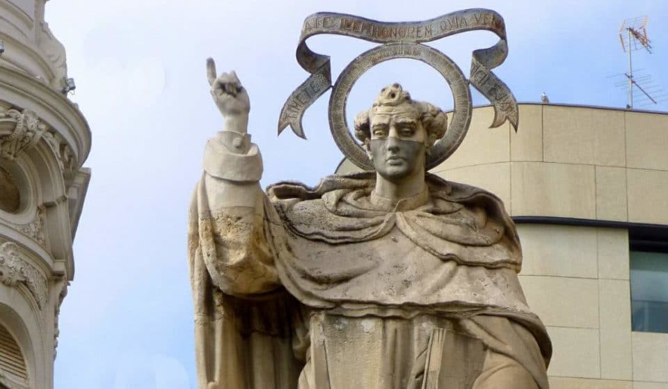 ¿Por qué se celebra San Vicente Ferrer?