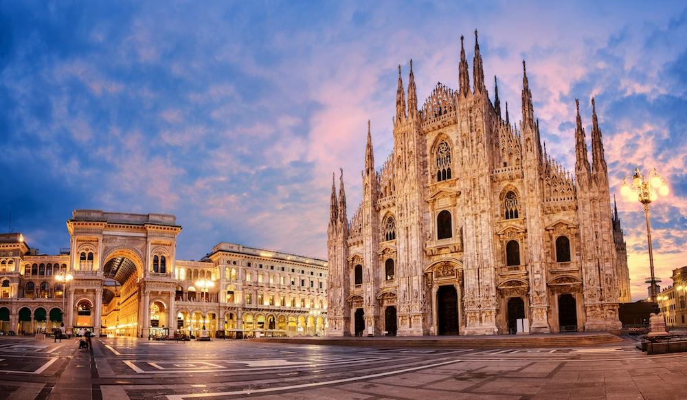 Revive el histórico concierto de Andrea Bocelli en el Duomo de Milán