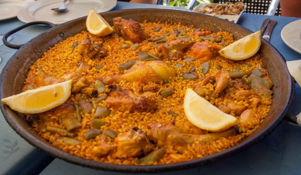 Paella valenciana: aprende a cocinarla con esta receta