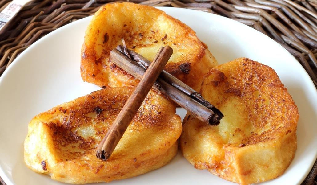 10 recetas de torrijas que salvarán tu Semana Santa