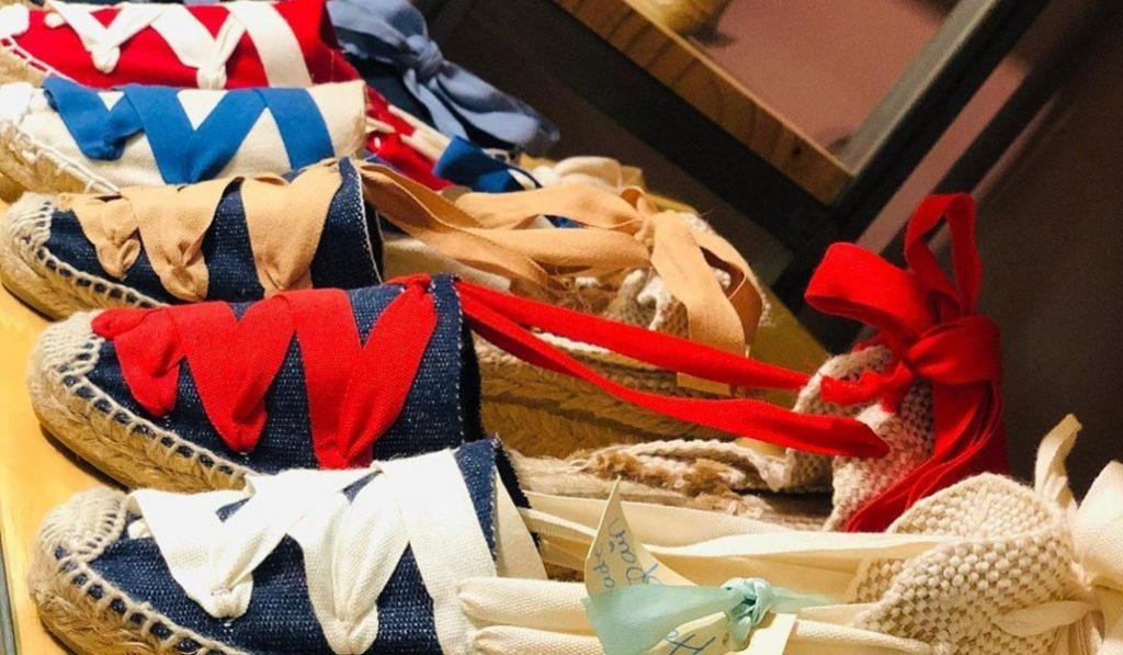 Diseña, encinta y calza tus propias espardenyas con este workshop online