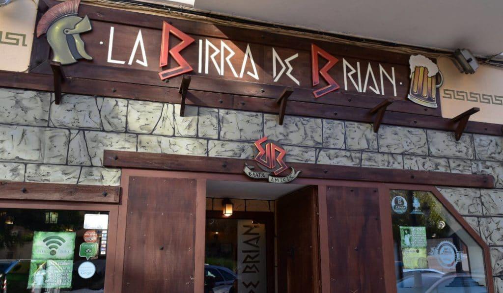 La Birra de Brian: la cervecería de Valencia que homenajea a los Monty Python