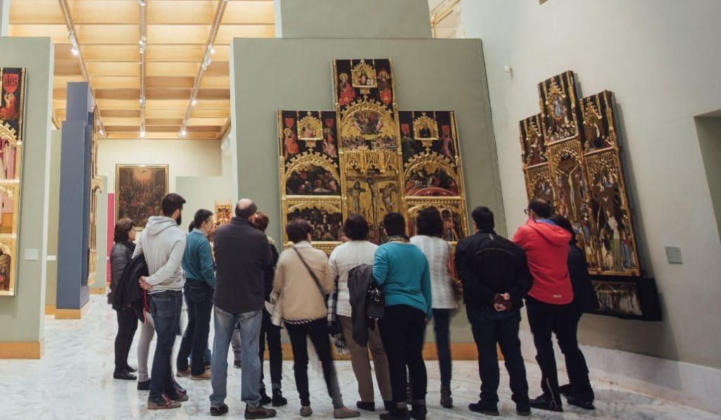 Visitas gratuitas en el Museo de Bellas Artes de Valencia