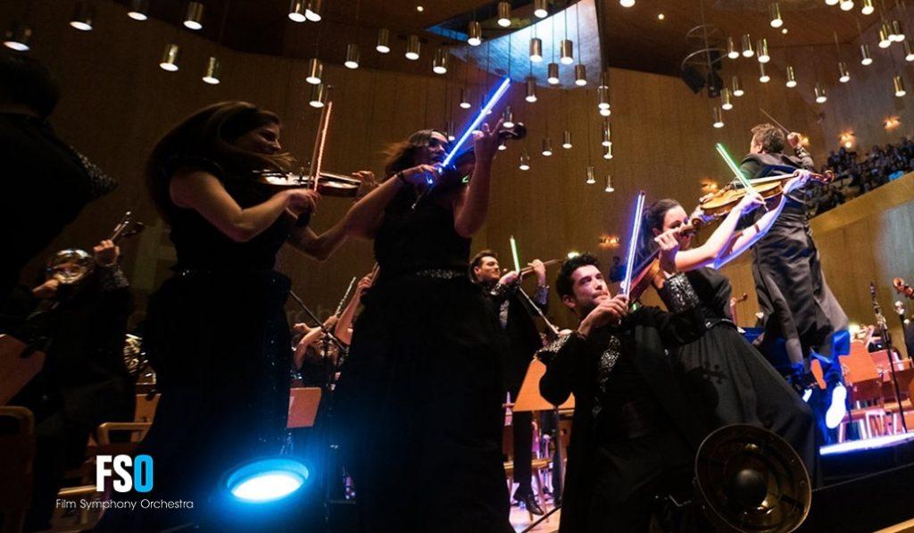 Film Symphony Orchestra cierra su gira con un épico concierto online