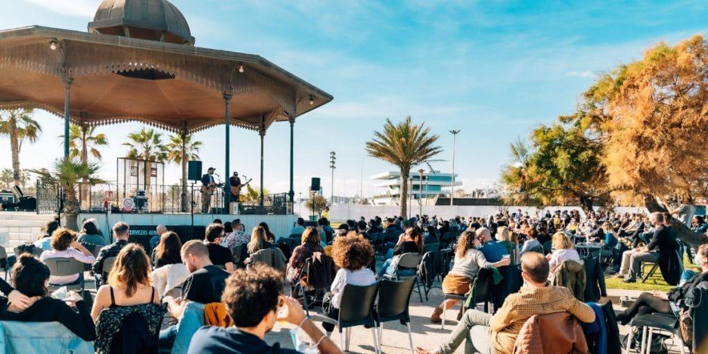 Vuelven los conciertos de La Pérgola de La Marina