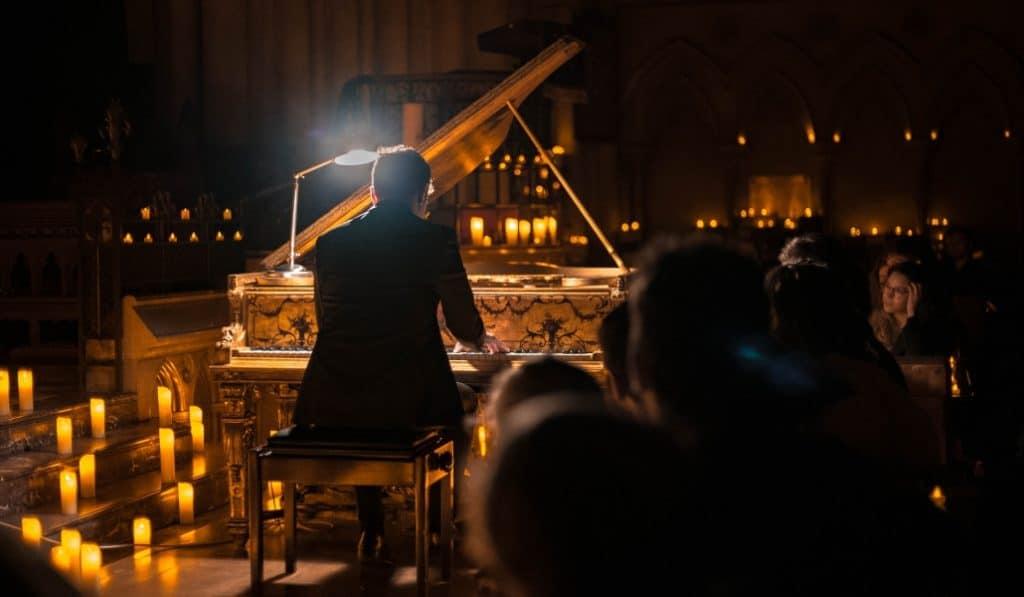 Candlelight: la magia de la música clásica bajo la luz de las velas