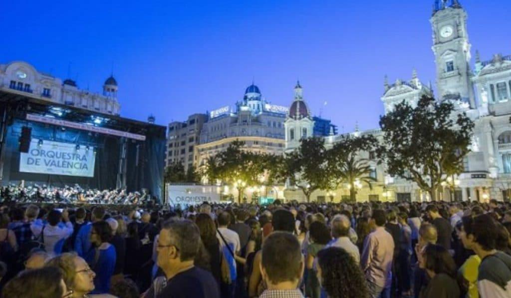 Valencia celebrará este jueves un concierto gratuito por las víctimas del coronavirus