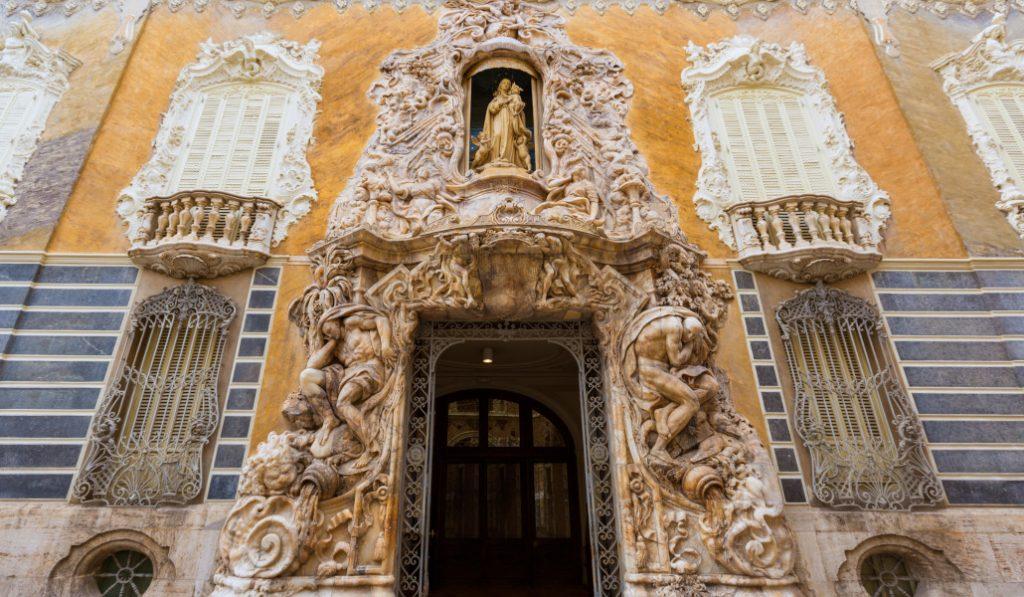 Visita gratis el Palacio Marqués de Dos Aguas hasta septiembre