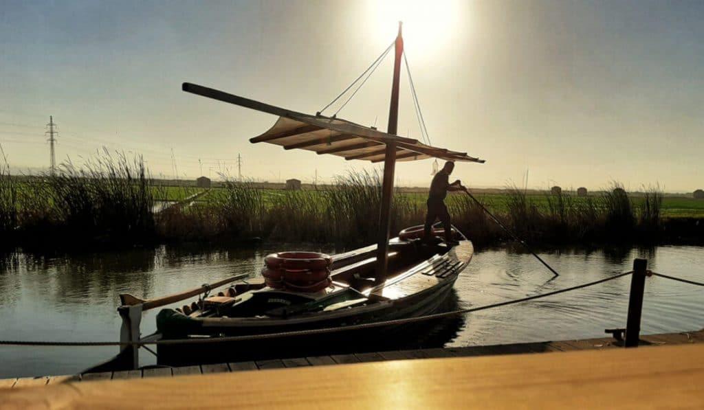 Disfruta de un paseo en barca por la Albufera con guía y plato de paella