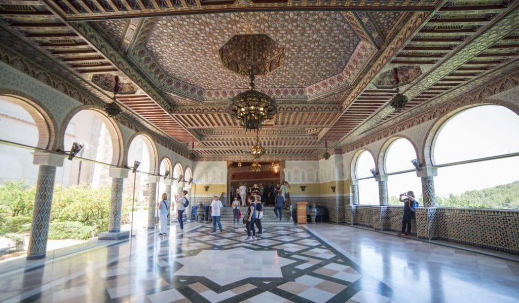 El Palacio de los Condes de Cervellón: la pequeña Alhambra valenciana