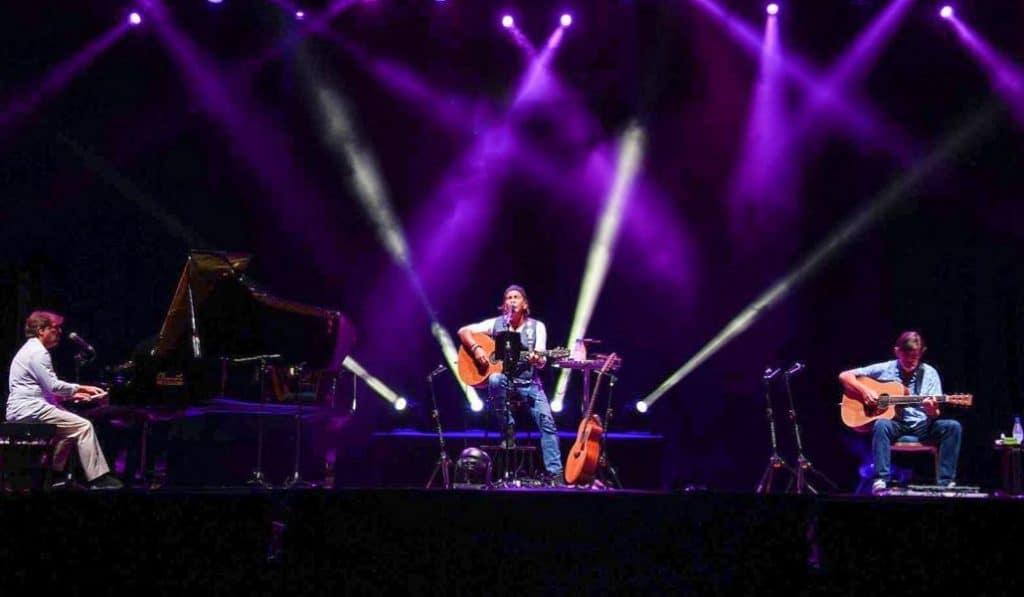 Los Secretos ofrecen este lunes un íntimo y exclusivo concierto en Valencia