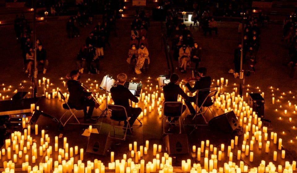 Candlelight Open Air: conciertos de música al aire libre y a la luz de las velas