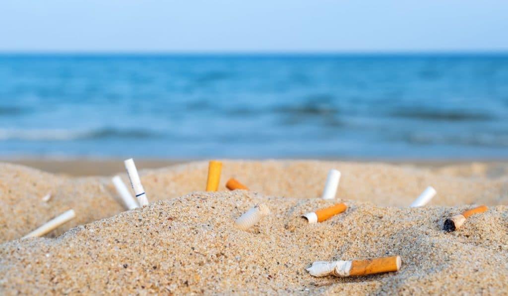 Estudian regular el consumo de tabaco en las playas de Valencia