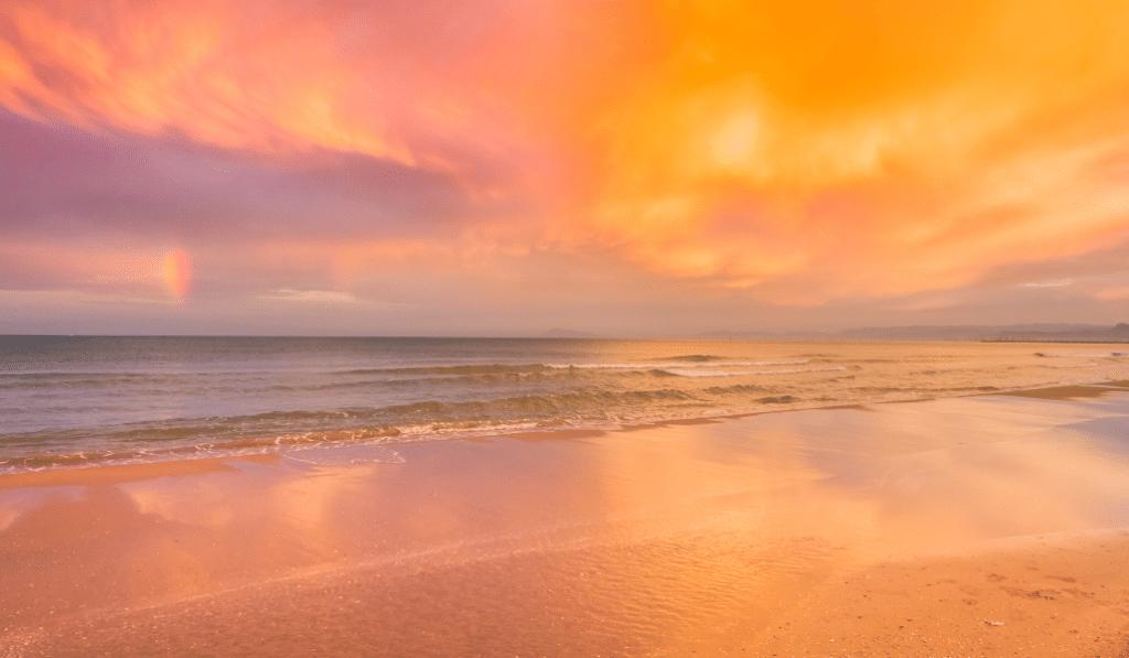 La increíble fotografía del amanecer en Cullera que ha compartido la NASA