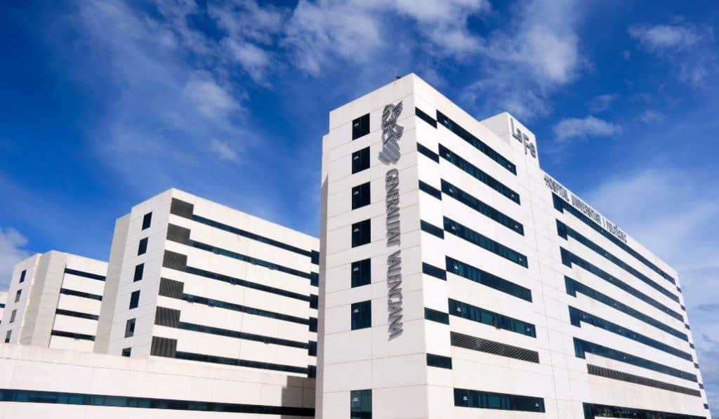 El Hospital La Fe instala una sala sensorial para jóvenes con problemas de salud mental