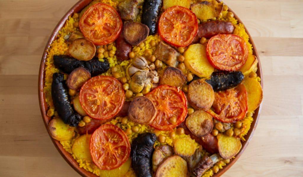 Arroz al horno: el plato secreto del sur de Valencia