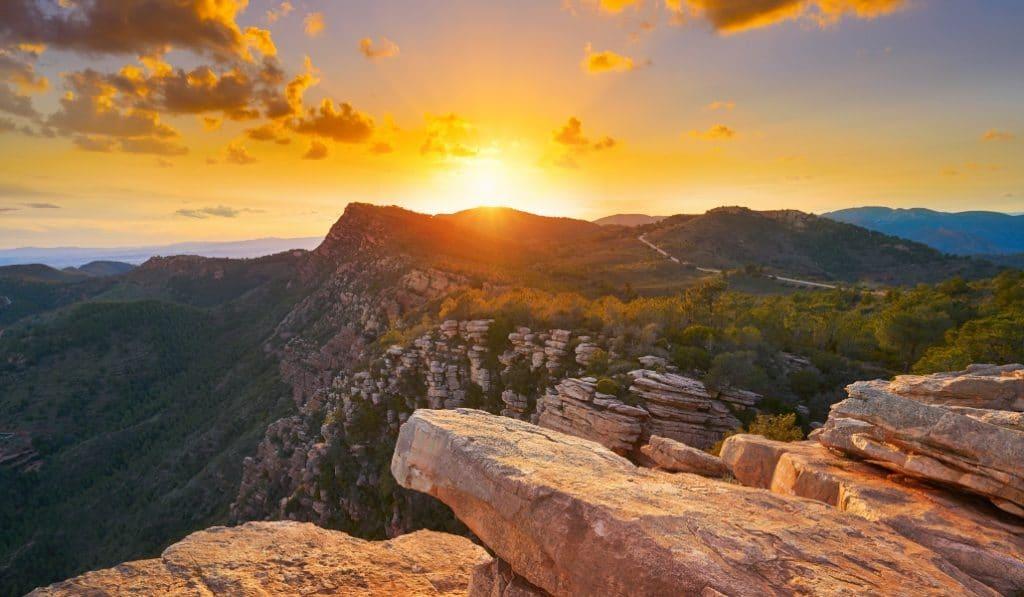 8 paisajes maravillosos que solo encontrarás en Valencia