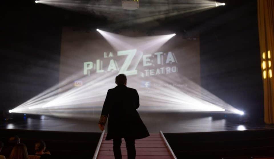 Teatro La PlaZeta: shows de humor, magia y mentalismo