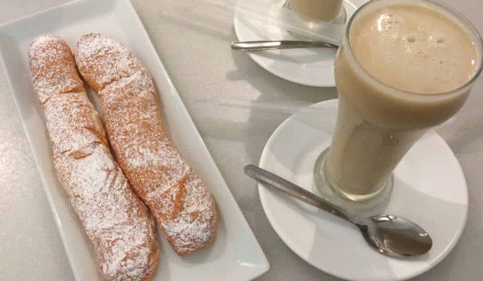 Los mejores sitios para tomar horchata en Valencia
