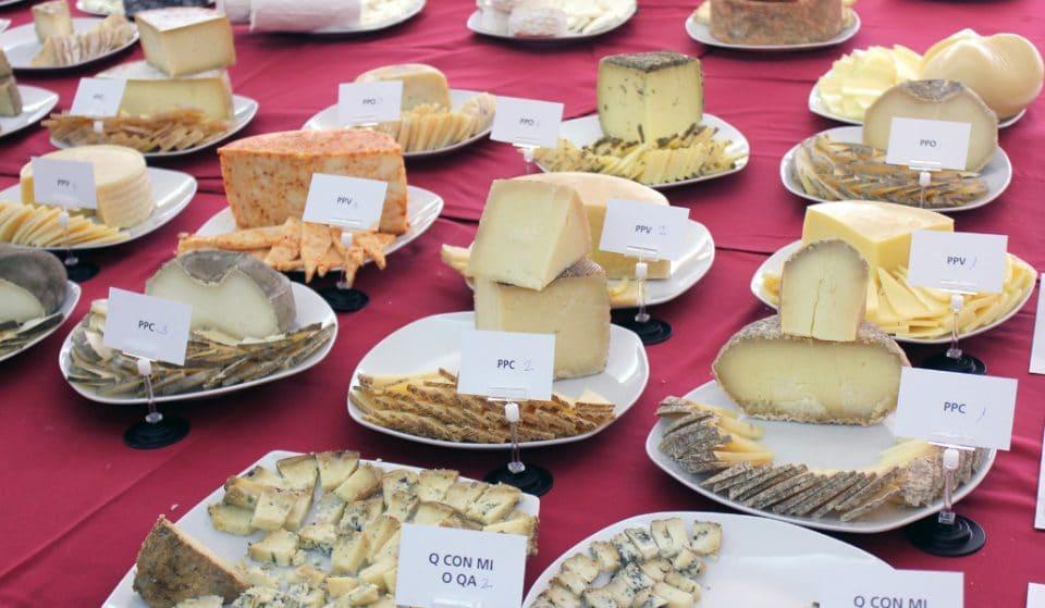 Vuelve la Feria del Queso Artesano: prueba los mejores quesos valencianos