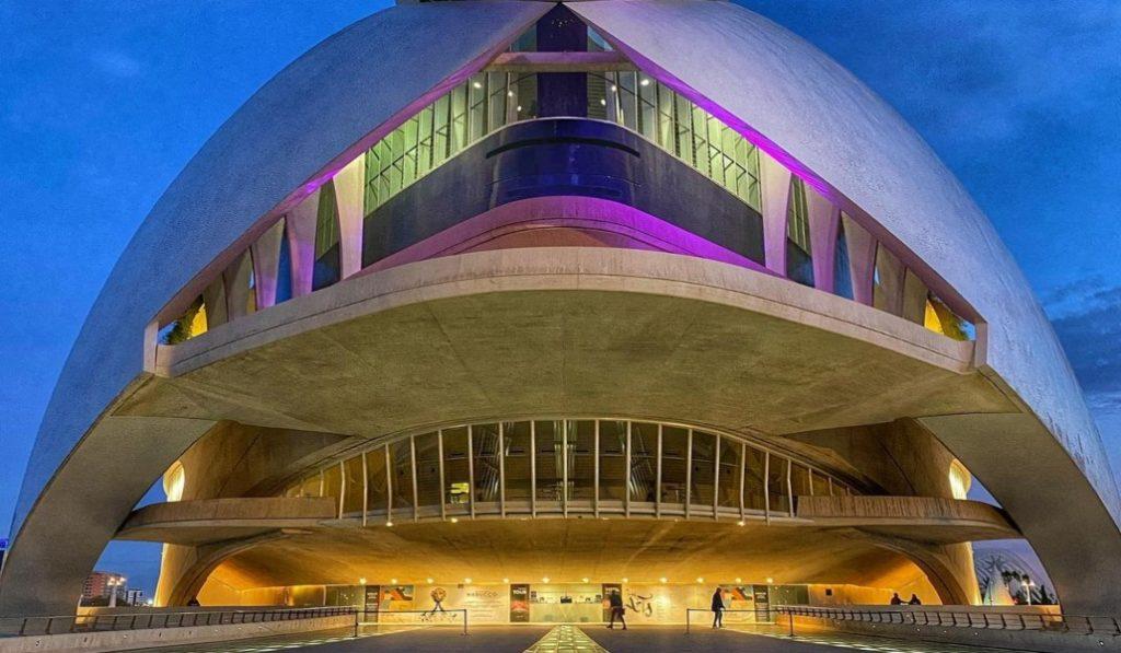 Comienza la temporada de conciertos en el Auditorio de Les Arts