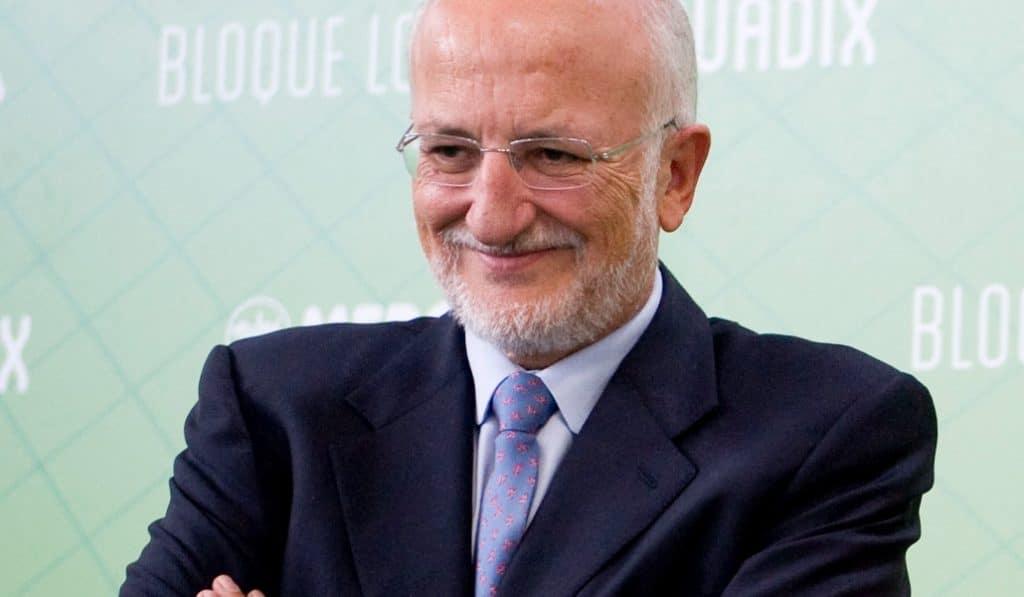 Juan Roig, tercera fortuna de España con 4.100 millones