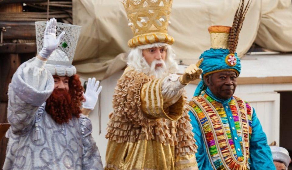 Valencia es de las pocas capitales españolas que mantiene la Cabalgata de Reyes