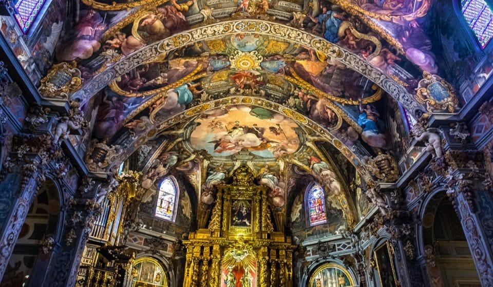 Parroquia de San Nicolás: la 'capilla sixtina valenciana'