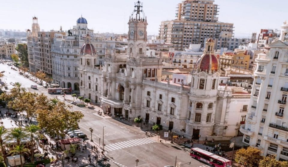 ¿Cuántos nombres ha tenido la plaza del Ayuntamiento?