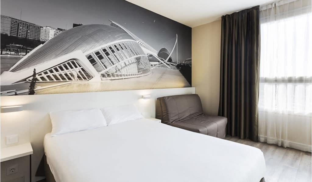Vivir en este hotel de Valencia es más barato que alquilar un piso