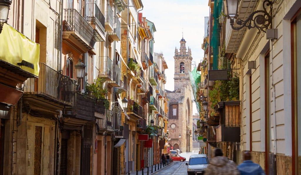 Ciutat Vella se cerrará al tráfico a partir de abril de 2021