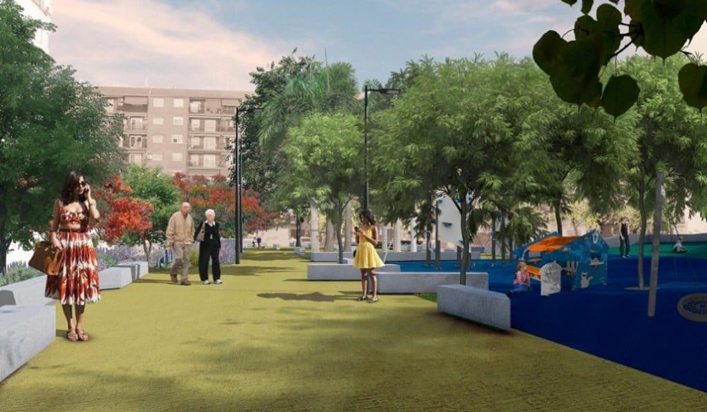Valencia tendrá un nuevo jardín