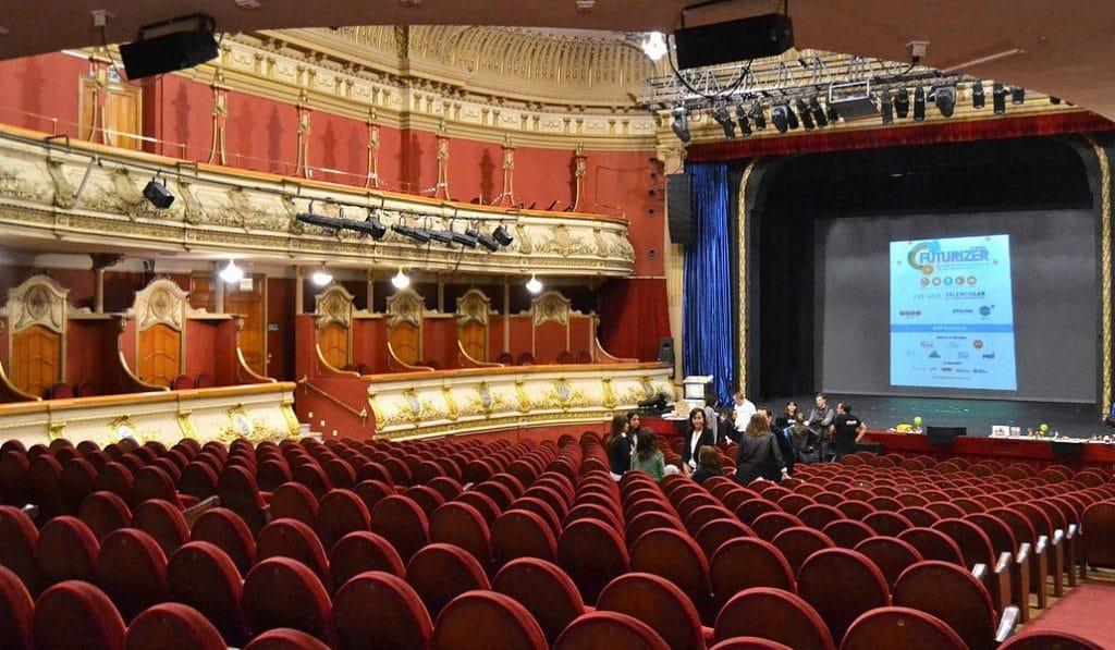 Los teatros de Valencia se mantendrán abiertos pese a las restricciones