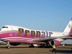 La historia del Pronair, el avión abandonado del aeropuerto de Valencia