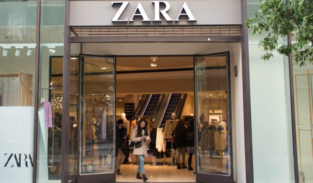 Zara cierra varias tiendas en Valencia