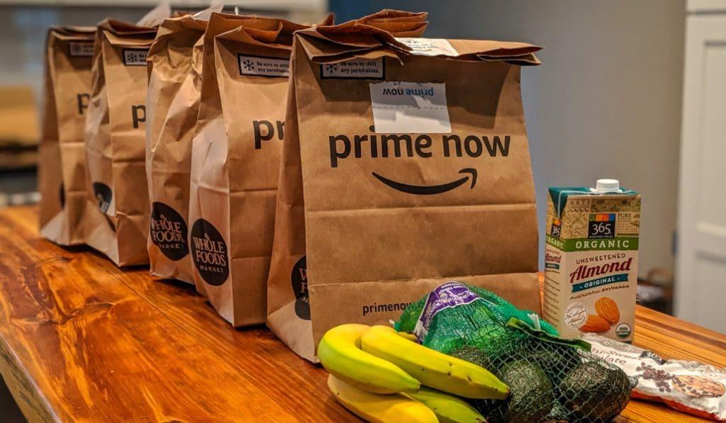 Llega a España Fresh, el supermercado online de Amazon