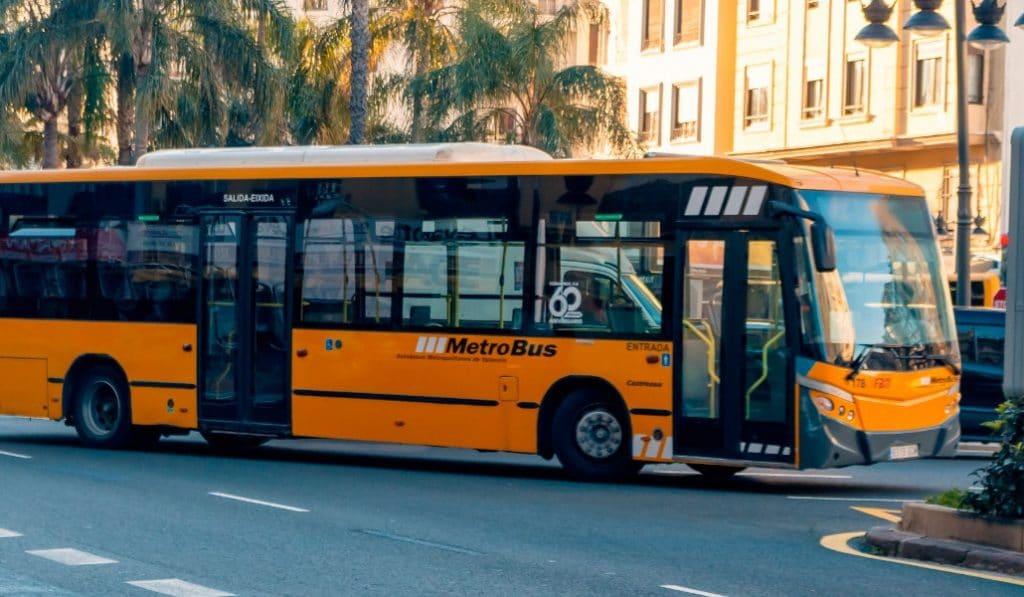 Valencia tiene desde hoy 5 nuevas líneas de autobús