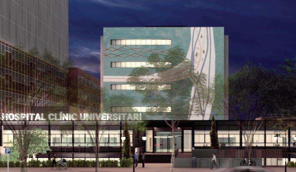 Así será el nuevo Hospital Clínico de Valencia