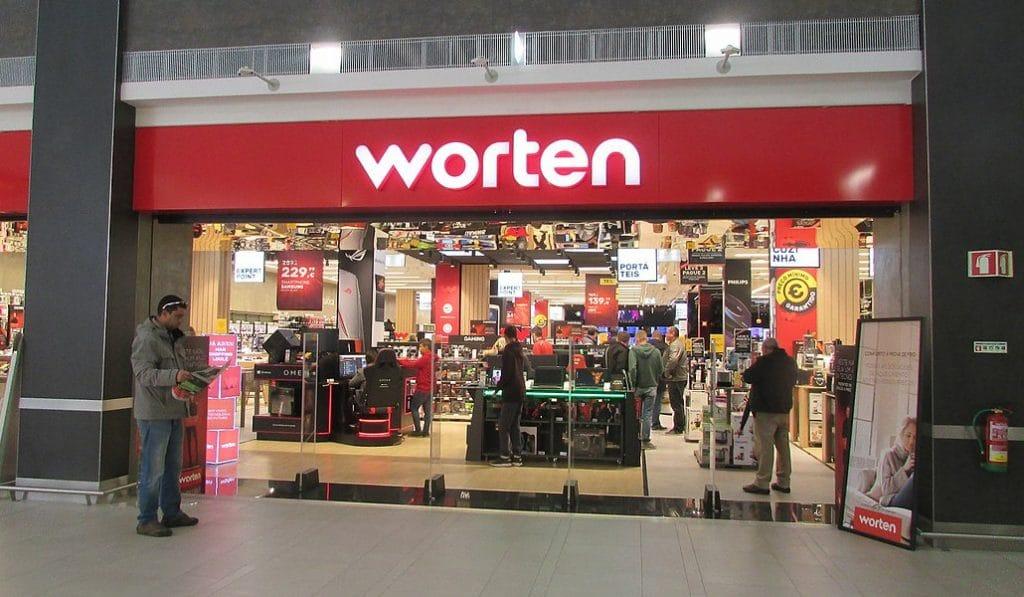 Worten cierra sus tiendas en Valencia