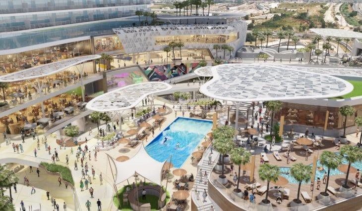 Así es el nuevo centro comercial que se va a construir en Valencia