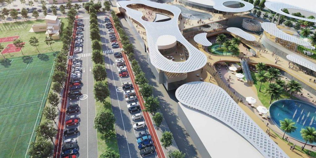 Valencia tendrá un nuevo centro comercial junto a la nueva Fe