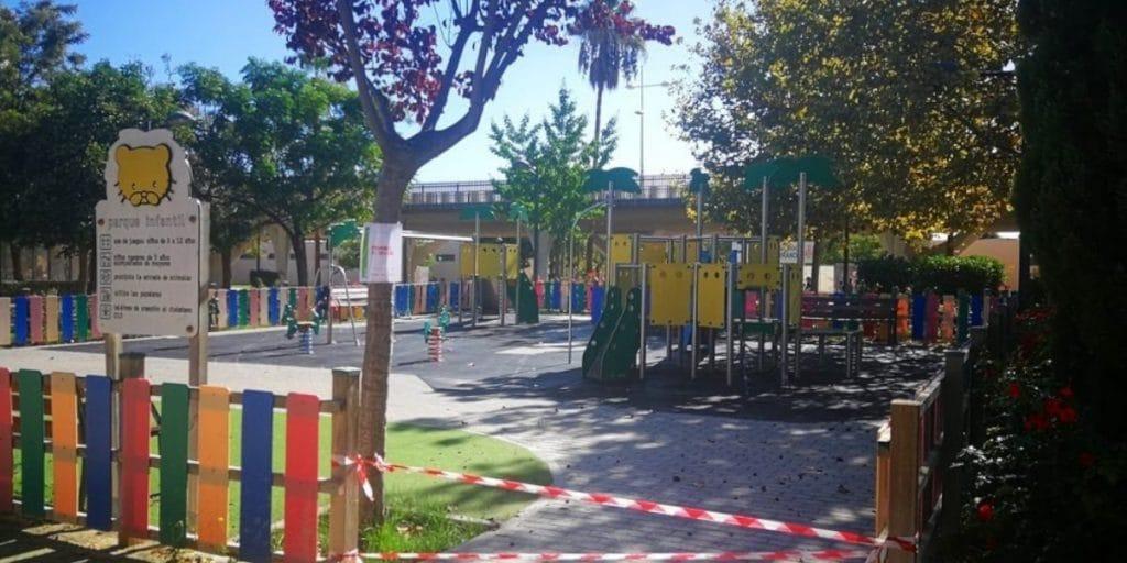 València reabrirá los parques infantiles en marzo