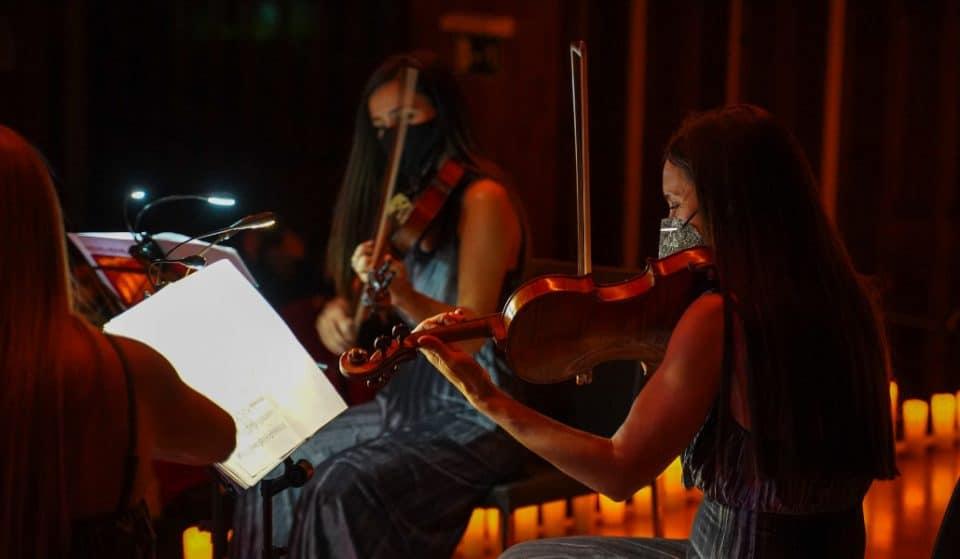 Los mejores musicales a la luz de las velas en el teatro La Plazeta