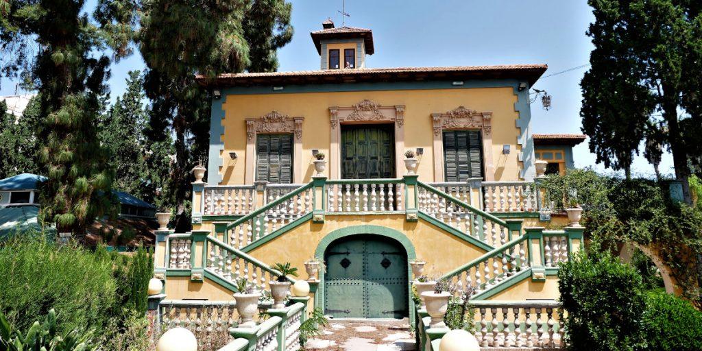 Villa Amparo: la singular casa de Antonio Machado en Valencia