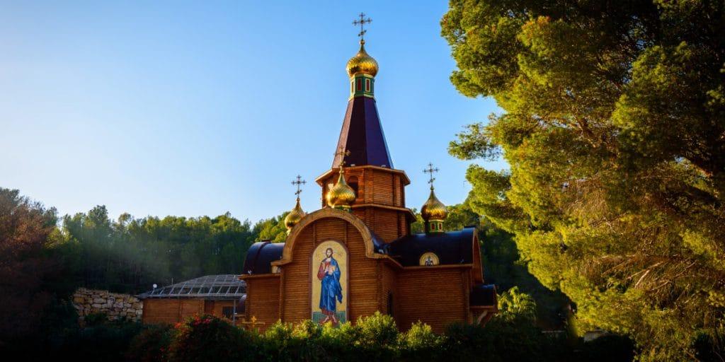 Iglesia ortodoxa de Altea: el primer templo ruso de España